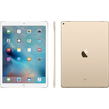 Apple 12 9 Inch Ipad Pro 128gb Gold Staples 174