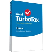 TurboTax Basic 2015 for Windows/Mac (1 User) [Boxed]