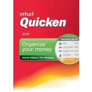 Quicken Starter Edition 2016 for Windows (1 User) [Download]