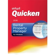 Quicken Rental Property Manager 2016 for Windows (1 User) [Download]