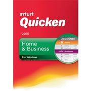 Quicken Home & Business 2016 for Windows (1 User) [Download]