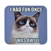 Staples Grumpy Cat Mouse Pad