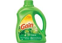 Gain® Liquid Laundry Detergent, Original, 100 oz.
