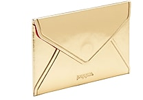 Poppin Gold Card Case