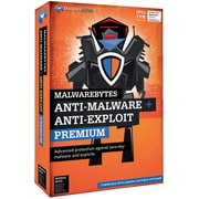 Malwarebytes Anti-Malware + Exploit Premium [Boxed]
