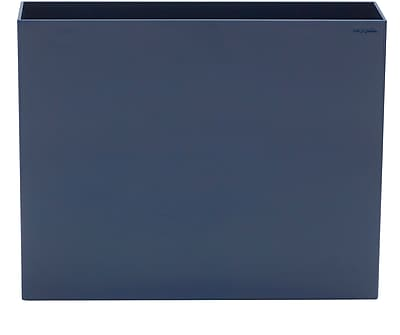 Poppin Navy Hanging File Box