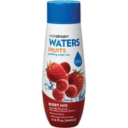 SodaStream Berry Mix Sparkling Drink Mix, 440ml