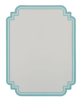 Office by Martha Stewart Dry Erase Wall Decal Blue 44379