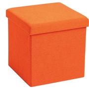 Poppin Box Seat, Orange (101560)