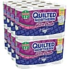 Deals on Quilted Northern Ultra Plush Bath Tissue, 3-Ply, 48 Double Rolls/Case