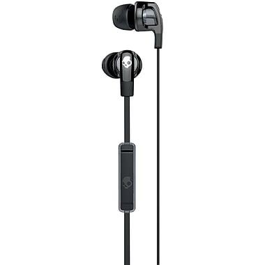 Skullcandy Smokin' Buds 2 Earbud Headphones with Mic, Black