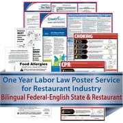 ComplyRight Federal (Bilingual), State & Restaurant (English) Subscription Service, Utah