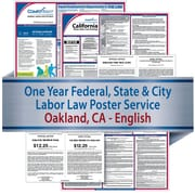 ComplyRight Federal, State & City (English) - Subscription Service, Oakland, CA