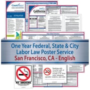 ComplyRight Federal, State & City (English) Subscription Service