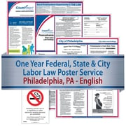 ComplyRight Federal, State & City (English) - Subscription Service, Philadelphia, PA