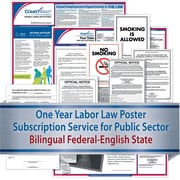 ComplyRight Federal (Bilingual), State & Public Sector (English) - Subscription Service, Utah