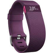 Fitbit Charge Hr Wristband Plum Small