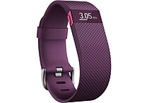 Fitbit ChargeHR Wristband Plum Small
