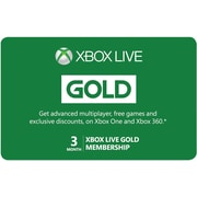 Xbox Monthly Subscription Gift Cards