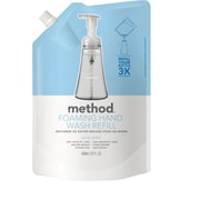 Method Products Foaming Hand Wash Refill, 28 oz. Pouch, Sweet Water