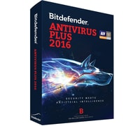 Bitdefender Antivirus Plus 2016 1 Users 1 Year for Windows (1 User) [Download]