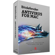 Bitdefender Antivirus for Mac 3 User 2 Year for Mac (1 User) [Download]