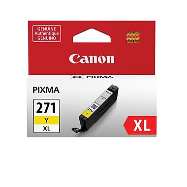 Canon – Réservoir d'encre jaune CLI-271XL