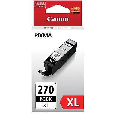 Canon – Réservoir d'encre noire pigmentée PGI-270XL