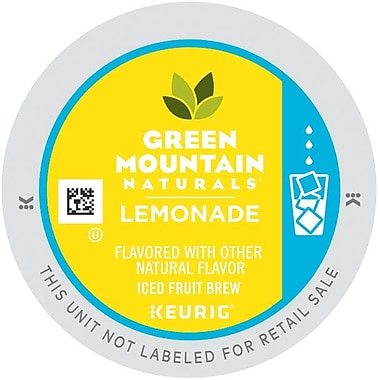 Keurig® K-Cup® Green Mountain® Naturals Lemonade, 24/Pack