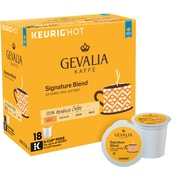 Gevalia Kaffe® Signature Blend, Regular Keurig® K-Cup® Pods, 18 Count