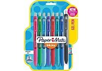 Paper Mate® InkJoy® Gel Pens, Medium Point, Assorted, 8/Pack (1958946)