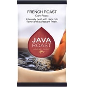 Java Roast Gourmet French Roast Ground Coffee, Regular, 1.75 oz., 24 Packets