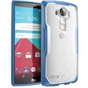 SUPCASE LG G4 Case Unicorn Beetle Hybrid Protective Case, Clear Blue