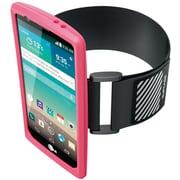SUPCASE LG G4 Case Sport Armband Case, Pink