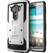 i-Blason LG G4 Case Armorbox Full Body Protective Case, White