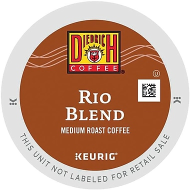Keurig® K-Cup® Diedrich Rio Blend Coffee, Regular, 24/Pack