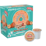 The Original Donut Shop® Sweet & Creamy Hazelnut Iced Coffee, Regular Keurig® K-Cup® Pods, 16 Count