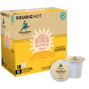 Caribou® Daybreak Morning Blend, Regular Keurig® K-Cup® Pods, 18 Count