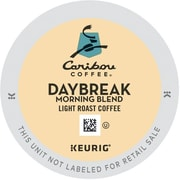 Keurig® K-Cup® Caribou Coffee® Daybreak Morning Blend Coffee, 24 Pack