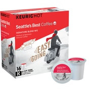 Keurig K-Cup Seattle's Best Signature Blend No.3, 16 Pack