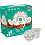 The Original Donut Shop® Coconut Mocha, Keurig® K-Cup® Pods, 18 Count