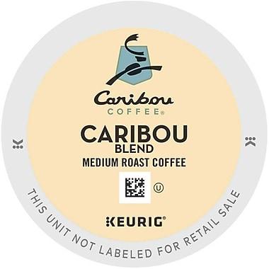 Keurig® K-Cup® Caribou Coffee® Caribou Blend Coffee, Regular, 24/ Pack