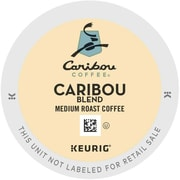 Keurig® K-Cup® Caribou Coffee® Caribou Blend Coffee, Regular, 24/ Pack