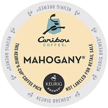 Keurig® K-Cup® Caribou Coffee® Mahogany Coffee, Regular, 24 Pack
