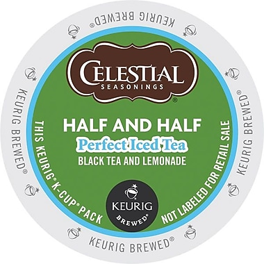 Keurig® K-Cup® Green Mountian® Half and Half Perfect Iced, Regular, 22/Pack