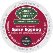 Keurig® K-Cup® Green Mountain® Spicy Egg Nog Coffee, Regular, 24/Pack