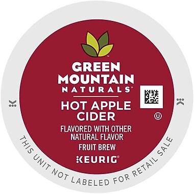 Keurig® K-Cup® Green Mountain Naturals™ Hot Apple Cider, 24 Pack