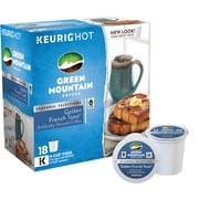 Green Mountain Coffee® Golden French Toast, Regular Keurig® K-Cup® Pods, 18 Count