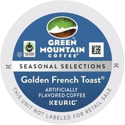 Keurig® K-Cup® Green Mountain® Golden French Toast Coffee, 96/Carton (6739CT)
