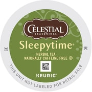 Keurig® K-Cup® Celestial Seasonings® Sleepytime Herbal Tea, 24/Pack